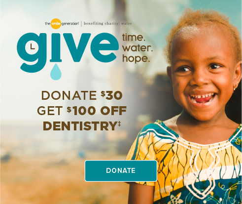 Donate $30, Get $100 Off Dentistry - Canyon Springs Dental Group